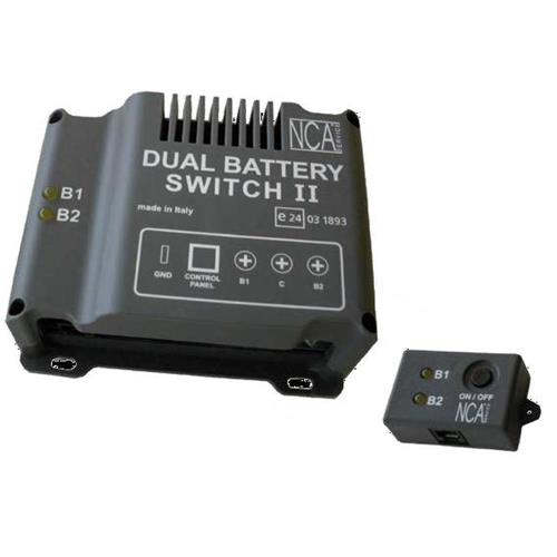 Dual Battery Switch II NCA