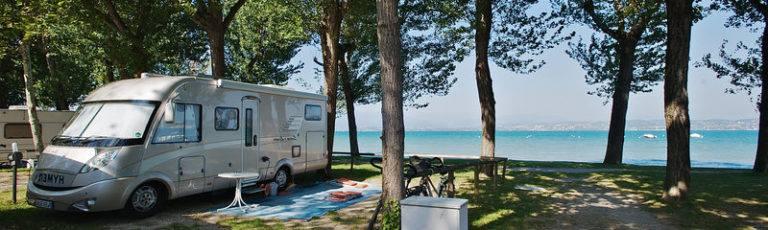 campeggio per camper