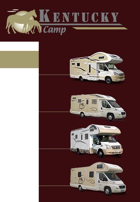 Camper Kentucky Camp