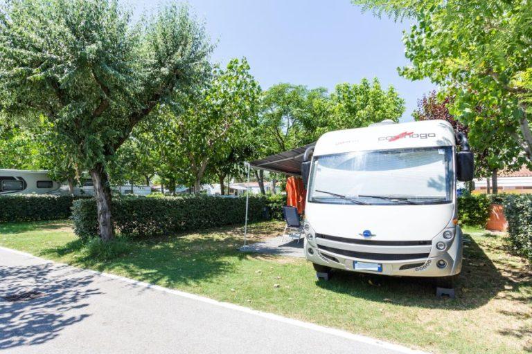 segnala camping sosta camper