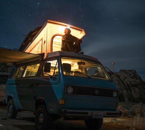 Segnala i migliori camping e aree di sosta per camper
