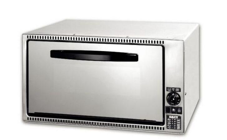 Manuale per forno del camper